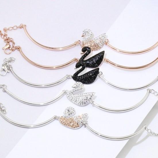 Pulsera para mujer diseño cisne PUL00006