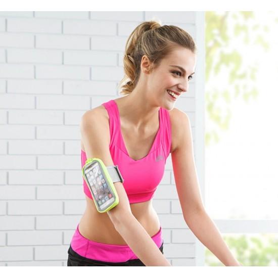 Estuche deportivo para el brazo, para correr (5.5 pulgadas) BOL00154