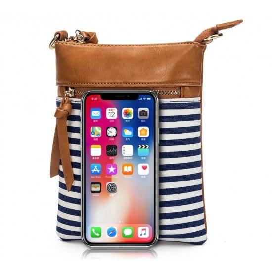 Bolso cruzado para el celular para mujer BOL00177