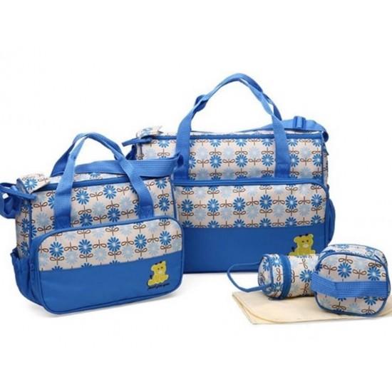 Set de bolsa de pañales para bebé para mamá y papá BOL00183