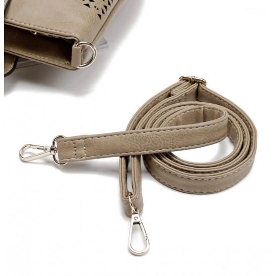 Bolsos de mano para mujer con correa larga ajustable BOL00170