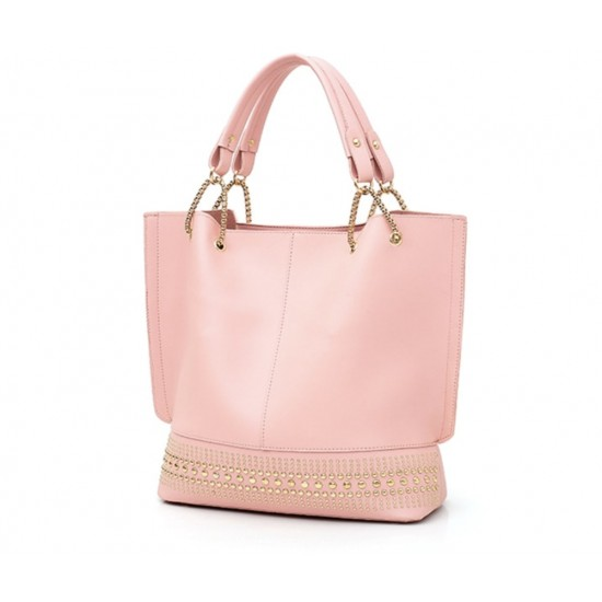 Bolsas de hombro para mujeres, conjunto de carteras de 3 unidades BOL00073