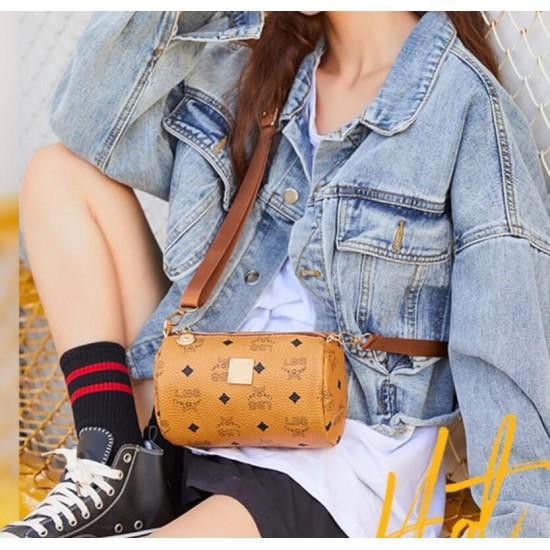 Bolso de mano estilo bandolera con cierre de cremallera para mujer BOL00193