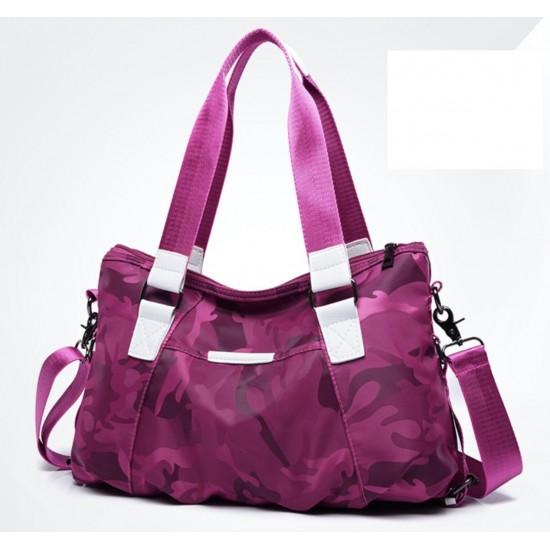 Bolsa de playa, viaje, compras grande con cremallera BOL00070