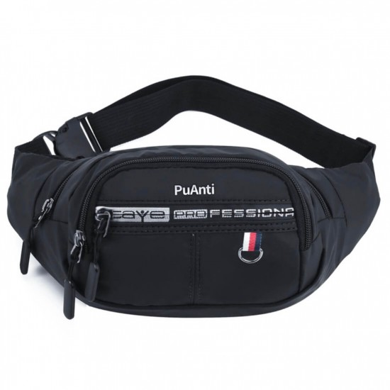 Riñonera para mujer, para hombre, de moda, para exteriores, impermeable, bolsa de cintura BOL00110