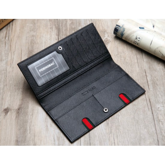 Billetera para hombre con zipper CAR00012