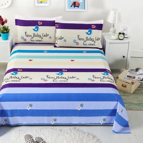 Ropa de cama, sábana y dos fundas SAB00005P