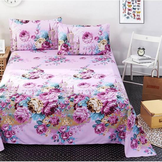 Ropa de cama, sábana y dos fundas SAB00005S