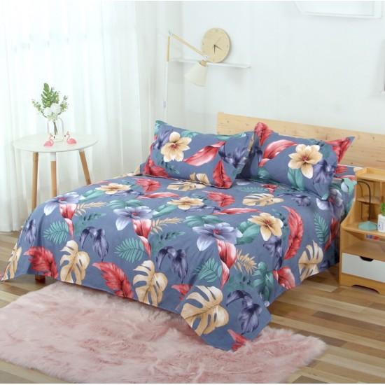 Ropa de cama, sábana y dos fundas SAB00005Z