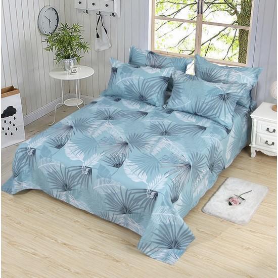 Ropa de cama, sábana y dos fundas SAB00005Z1