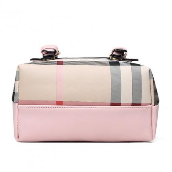 Mini mochila de cuero sintético para mujer MOC00014