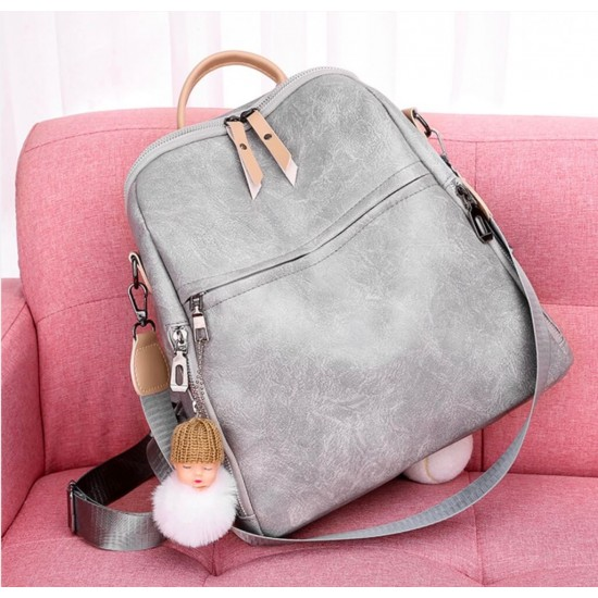 Mochila de moda parea mujeres, Bolso de viaje, Multiuso, Bolso de hombro MOC00164