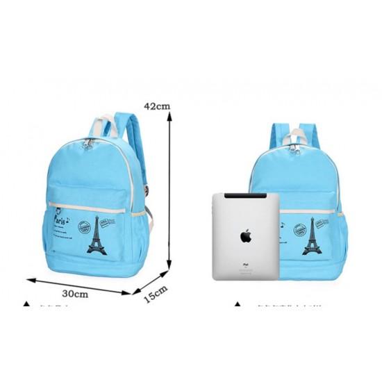 Juego de 3 piezas mochila escolar MOC00077
