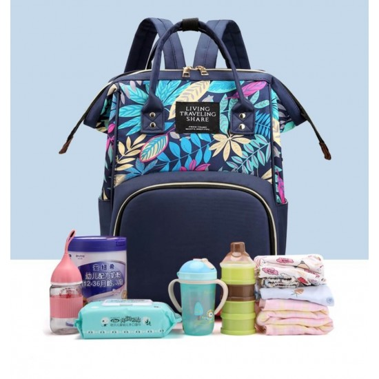 Bolsa de pañales para bebé de gran capacidad para mamá MOC00097