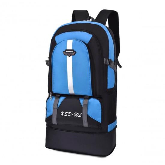 Mochila para senderismo, camping, viajes, montañismo, bolsa de hombro grande MOC00107
