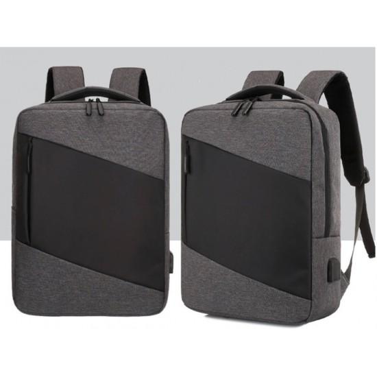 Mochila para ordenador portátil de 14 a 15,4 pulgadas, estilo informal MOC00138