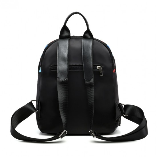 Mochila para mujer, de nailon, mochila de viaje MOC00053