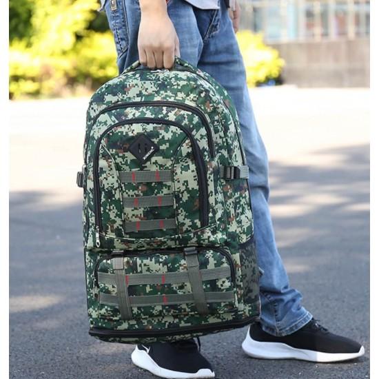 Mochila de viaje para senderismo, camping, ligera, duradera, impermeable MOC00099