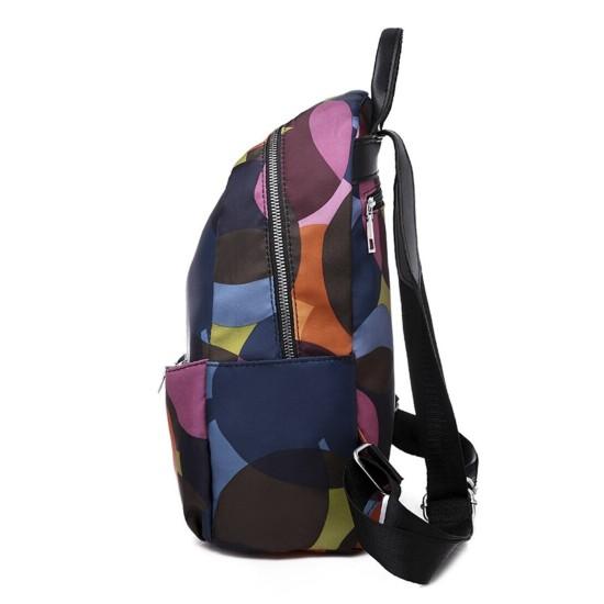 Mochila de moda para mujer, impermeable, ligera, para el colegio MOC00047