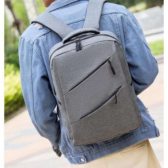 Mochila para portátil, duradera, impermeable, ligera, diseño limpio MOC00100