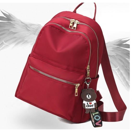 Mochila de moda bolso de mujer – impermeable, multifuncional, ligera, mochila escola MOC00168r