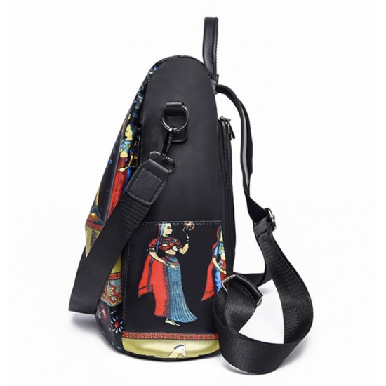 Mochila para mujer con múltiples bolsillos MOC00056