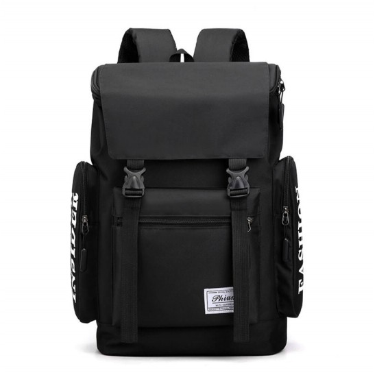 Mochila de viaje para ordenador portátil, mochila para el aire libre, mochila escolar compatible con 15,6 MOC00132