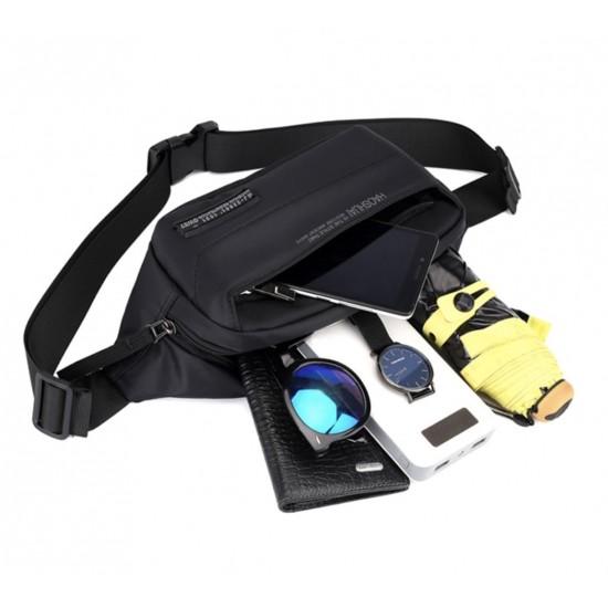 Canguro con correa ajustable, gran capacidad, ideal para correr, senderismo, ciclismo, viajes y uso diario BOL00096