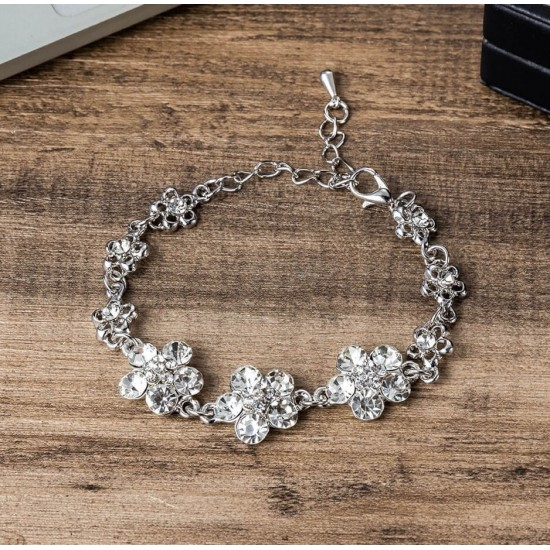 Reloj de cuarzo para mujer (cristal, cerámica y acero inoxidable) REL00008