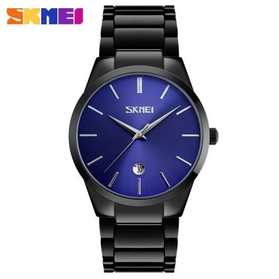 Reloj de pulsera para hombre, delgado, resistente al agua REL00143