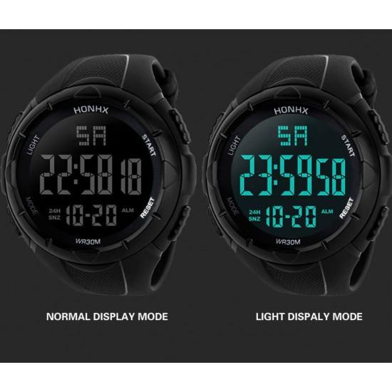 Reloj grande deportivo HONHX para hombre REL00124