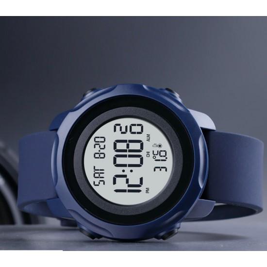 Reloj de hule deportivo para hombre REL00115