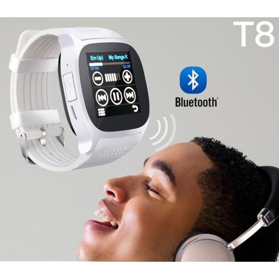 Reloj inteligente modelo T8 para hombre y mujer REL00116