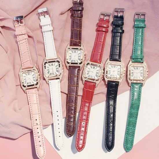Reloj de pulsera analógico de cuarzo para mujer REL00033