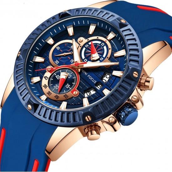 Reloj MINI FOCUS deportivo resistente al agua REL00077A