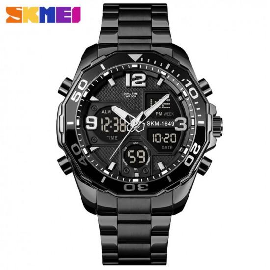 Reloj de pulsera para hombre, resistente al agua, analógico REL00148