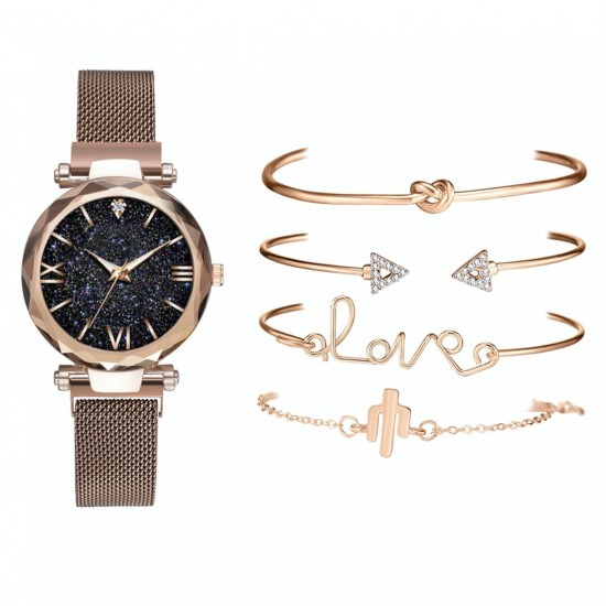 Reloj de pulsera analógico de cuarzo para mujer REL00026