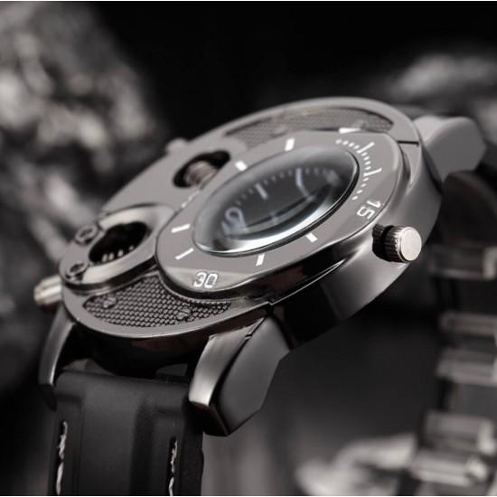 Reloj de acero inoxidable para hombre