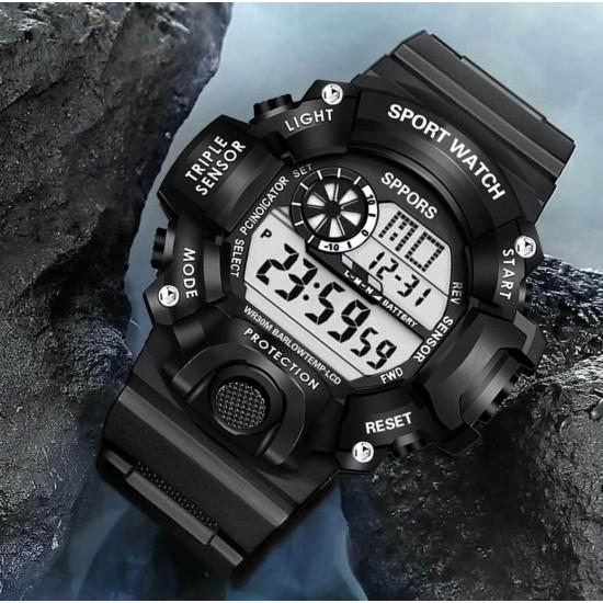 Reloj digital para hombre marca HONHX REL00129