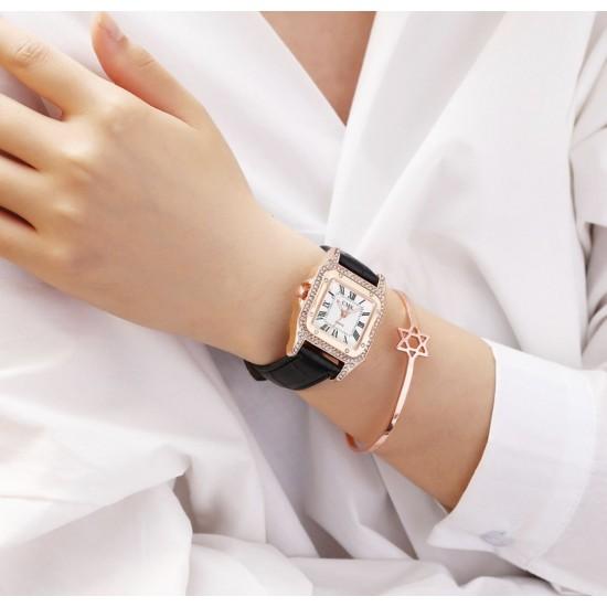 Reloj analógico de cuarzo para mujer REL00028