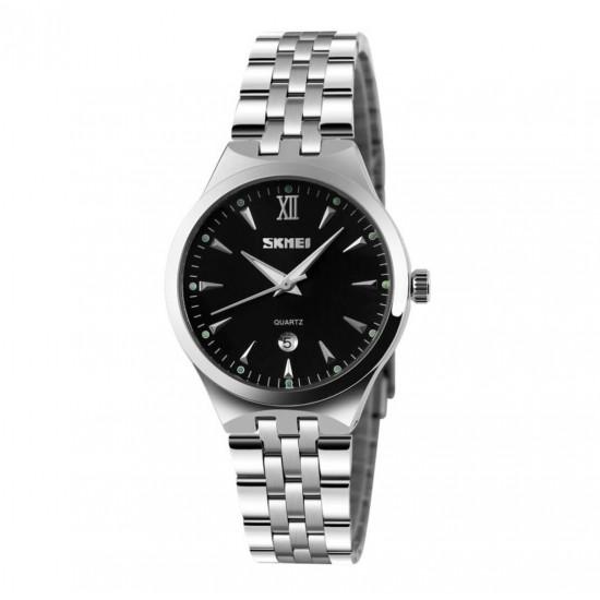 Relojes de pulsera de cuarzo de moda correa de acero inoxidable REL00050