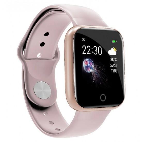 Reloj inteligente I5 con correa de silicona para hombre y para mujer REL00122