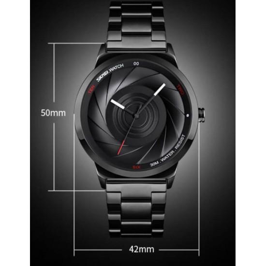 Reloj de pulsera de cuarzo minimalista para hombre REL00141