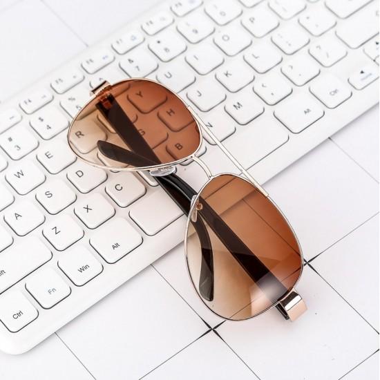 Set de regalo para hombre reloj + cinturón + gafas REL00009