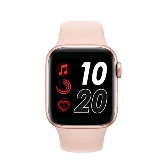 Reloj inteligente T500 con correa de silicona para hombre y para mujer REL00123