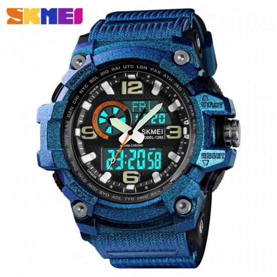 Reloj digital deportivo contra agua para hombre, marca SKMEI REL00132