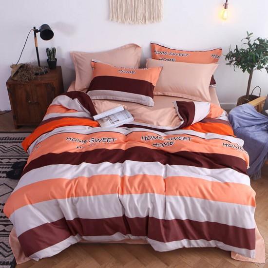 Juego de sabanas, sabana y cobertor de algodón SAB00001M
