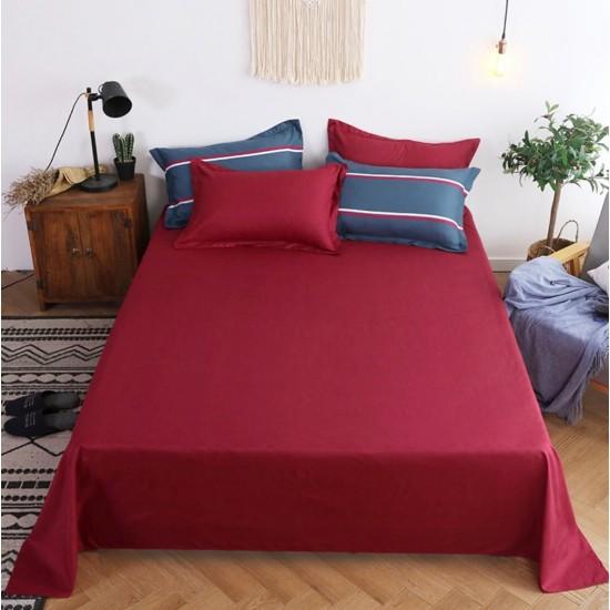 Juego de sabanas, sabana y cobertor de algodón SAB00001A
