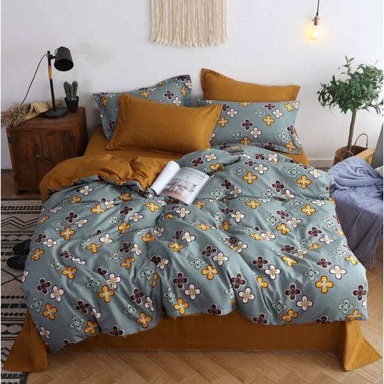 Juego de sabanas, sabana y cobertor de algodón SAB00001F