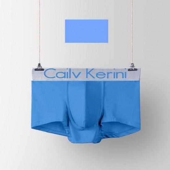 Boxers para hombre Cailv Kerini, color azul BOX00001B